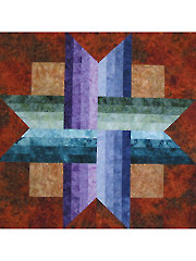 Autumn Star Quilt Pattern