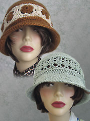 Brimmed Summer Hats