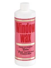Window Wax Set - 2/pkg.