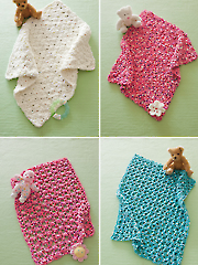 4 Easy Baby Blankets