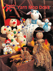 Yarn Mop Dolls