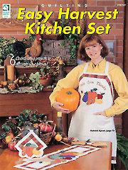 Easy Harvest Kitchen Set