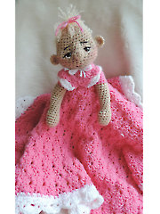 Dolly Huggy Blanket