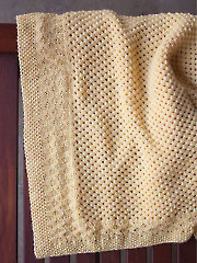 Buttercup Blanket Knit Pattern