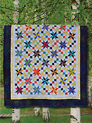 LeMoyne Magic Quilt Pattern