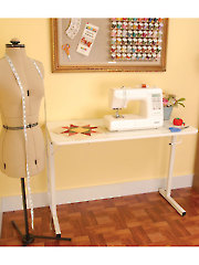 Gidget 1 Sewing, Craft & Hobby Table