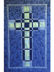 Woven Cross Wall Hanging Pattern