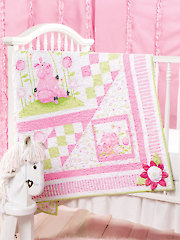Posy Patch Quilt Pattern