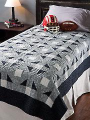 College Bound Quilt Pattern