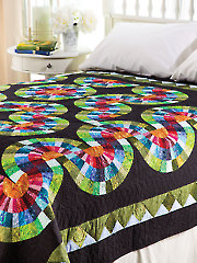 Mountain Pass Quilt Pattern