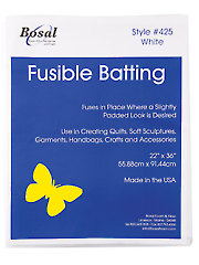 Fusible Batting