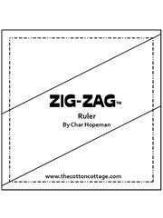 ZIG-ZAG� Ruler