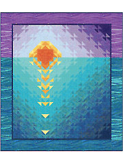 Sunset at Sea Quilt Pattern