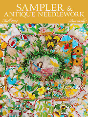 Sampler & Antique Needlework Quarterly Autumn 2014
