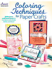 Coloring Techniques for Paper Crafts