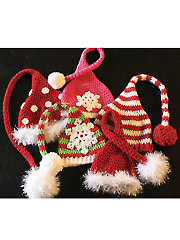 Crochet Stocking Caps
