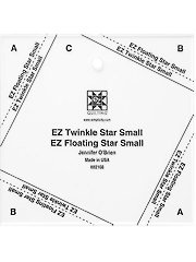 EZ Twinkle Floating Star Templates