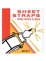 Sheet Straps