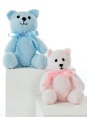 Teddy Bears Knit Pattern