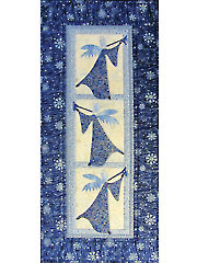 Celestial Angels Wall Hanging Pattern