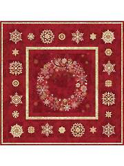 Winter Lace Wall Hanging Pattern