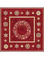 Winter Lace Wall Hanging Pattern