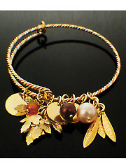 Twisted & Charmed Autumn Bangle Kit