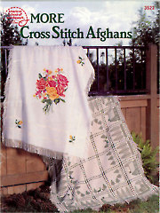 More Cross Stitch Afghans