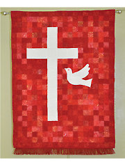 Confirmation Banner of Faith Quilt Pattern
