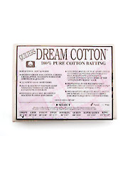 Quilters Dream Cotton Natural Select Batting