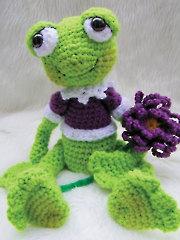 Simply Sweet Frog