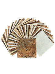 Artisan Spirit Shimmer Earth Charm Pack - 42/pkg.
