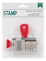 Roller Date Stamp