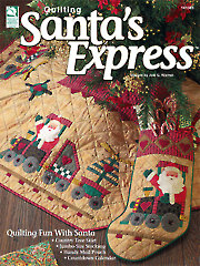 Santa�s Express Quilt Book