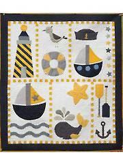 Ahoy Quilt Pattern