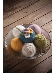Felted Aromatherapy Balls
