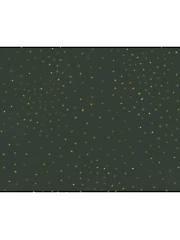 Laurel Burch Black/Gold Pin Dot 1-Yard Cut