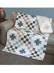 Castle Courtyard Quilt Pattern