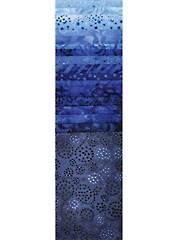 Sapphire Sky Jelly Roll - 24/pkg.