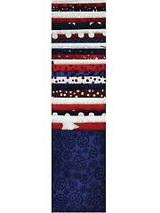 Yankee Doodle Jelly Roll - 24/pkg.