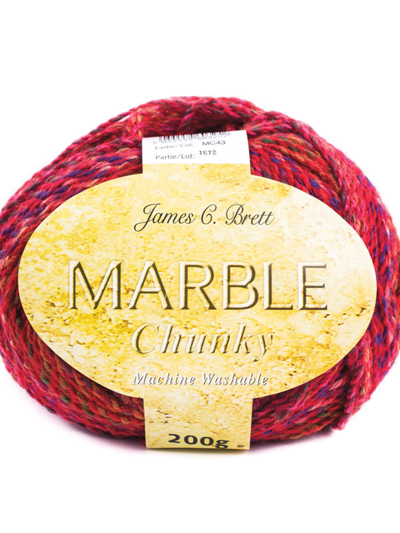 James C. Brett Marble Chunky