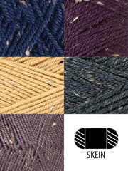 Plymouth Yarn� Encore� Tweed