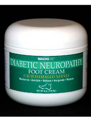 Diabetic Neuropathy Foot Cream