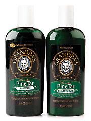 Grandpa's Pine Tar Shampoo & Conditioner