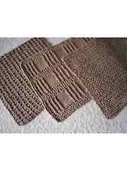I'm a Soft Touch Knit Dishcloths