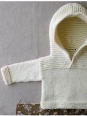 Tokyo Hoodie Knit Pattern