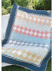 Little Boy Blue Quilt Pattern