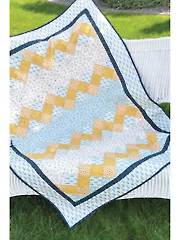 Peaks & Valleys Quilt Pattern