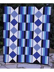 Back Splash Quilt Pattern