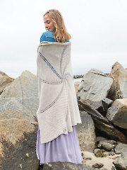 Desert Lily Blanket Knit Pattern